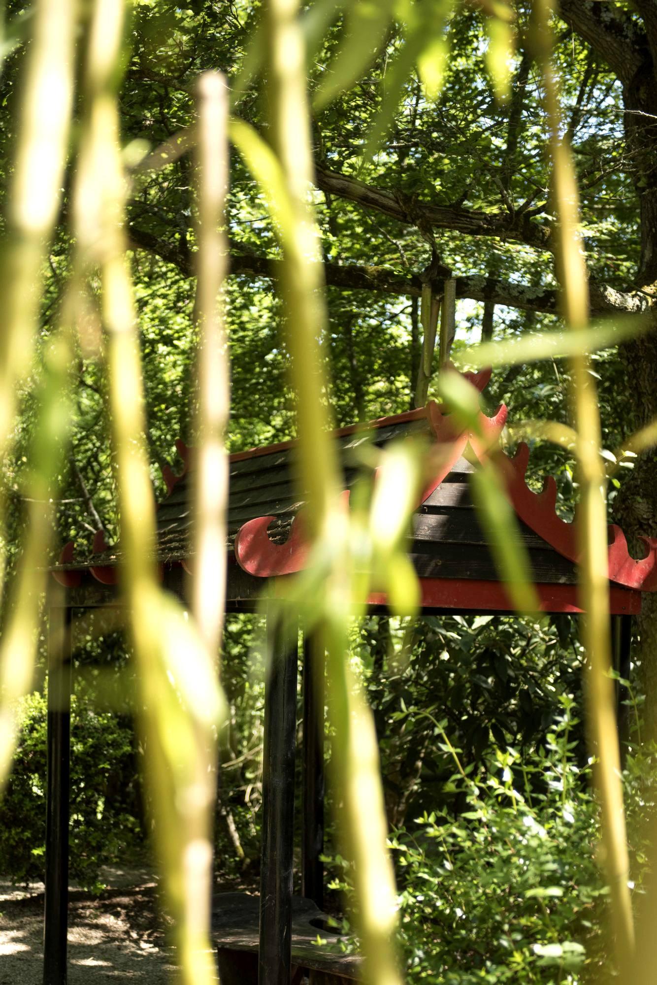 Jardin asiatique proche rennes 35 jardins de broc liande - Jardin asiatique ...