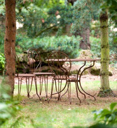 salon de jardin détente
