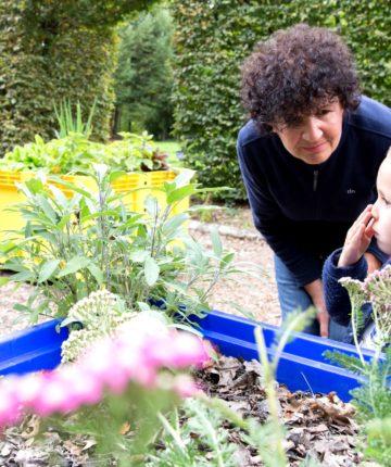 jardin du curé - plantes aromatiques