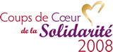 Label Coups de Coeur de la Solidarité 2008
