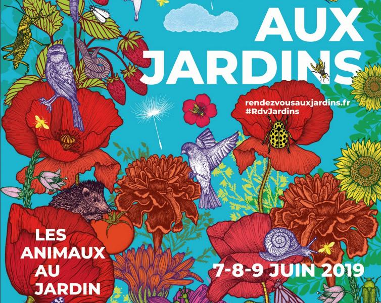 rendez-vous aux jardins 2019