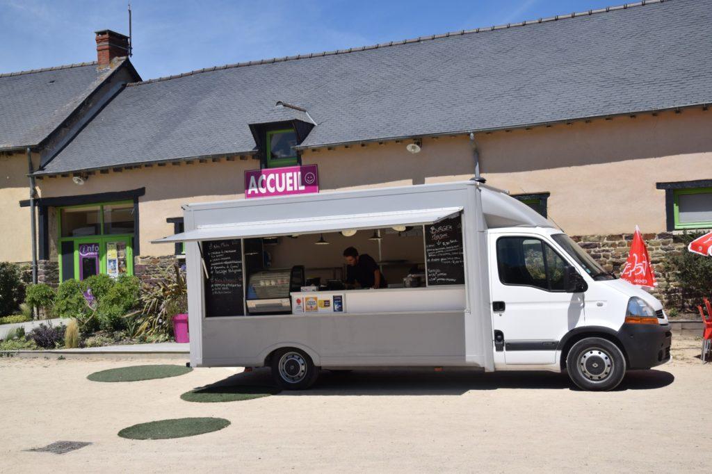 Food truck aux jardins de Brocléiande