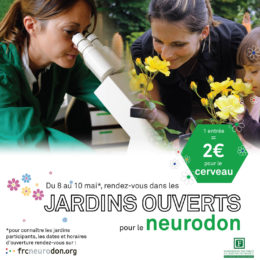 Jardins ouverts pour le Neurodon 2020