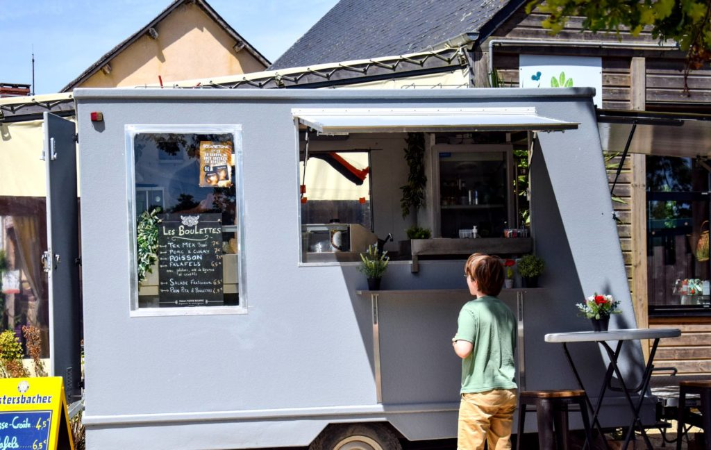 foodtruck la Gamelle à boulettes