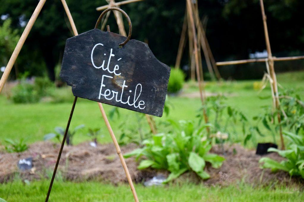 Cité fertile Quignon sur Rue