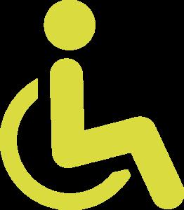 picto accessibilité pmr